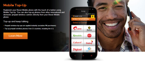 Boost Mobile Wallet