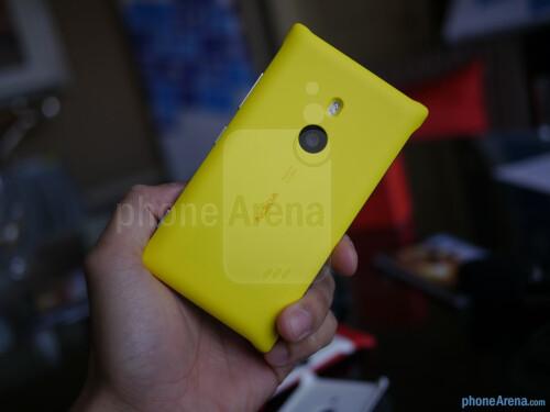 Nokia Lumia 925 hands-on
