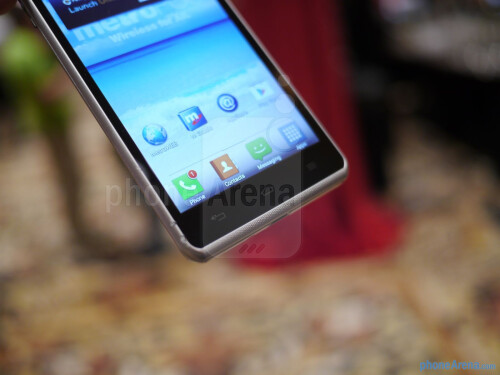 LG Spirit 4G hands-on