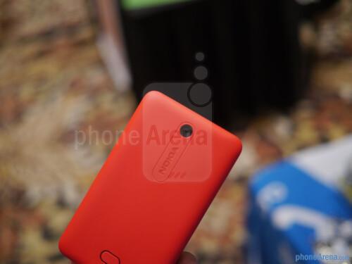 Nokia Asha 501 hands-on