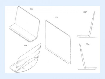 Flexible Samsung tablet concept out with specs, bottom part folds to a stand and keyboard