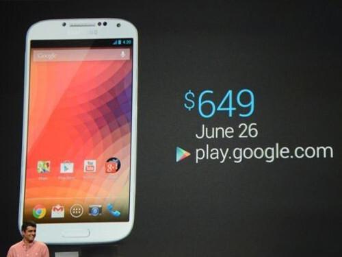 Samsung Galaxy S4 Google Edition spotted on Bluetooth SIG