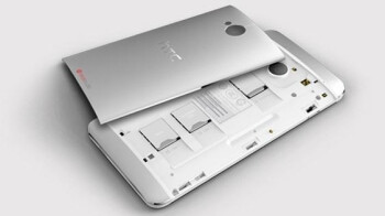 There are three versions of the HTC One for China and they come with dual SIM and microSD card support.