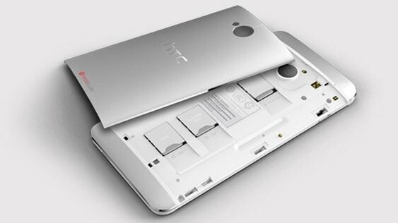There are three versions of the HTC One for China and they come with dual SIM and microSD card support. - Here is why HTC One does not support memory expansion