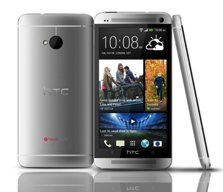The HTC One - Canadian HTC One owners receive a firmware update