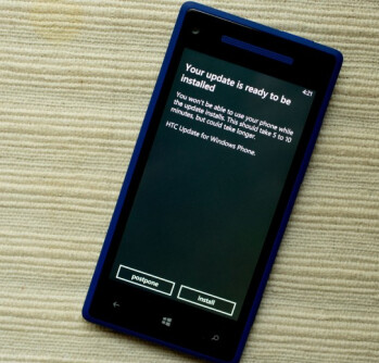 HTC is updating some of the system apps on its Windows Phone 8 handsets
