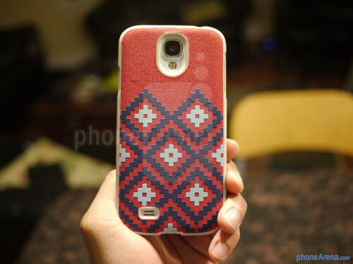 X-Doria Dash Icon Samsung Galaxy S4 case hands-on