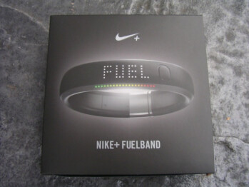 The Nike FuelBand Fitness Tracker
