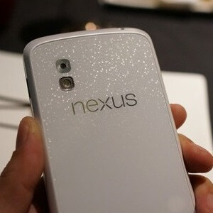 This year, we get to see the Nexus 4 live on, adding white to the line-up