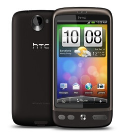 The HTC Desire - HTC says Samsung used its position as a supplier to gain a competitive edge
