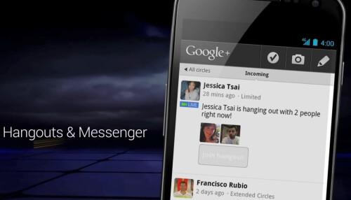 Galaxy Nexus and 4.0 ICS