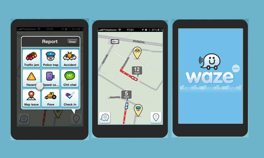 Facebook will not be buying Waze - Facebook goes a-Waze empty handed