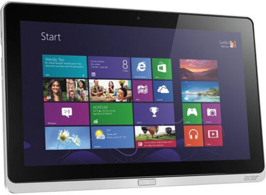 The Acer Bulgari is said to have 4GB of RAM on board - High-end Acer Windows 8 tablet codenamed Bulgari on the way?