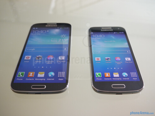 Samsung Galaxy S4 mini images