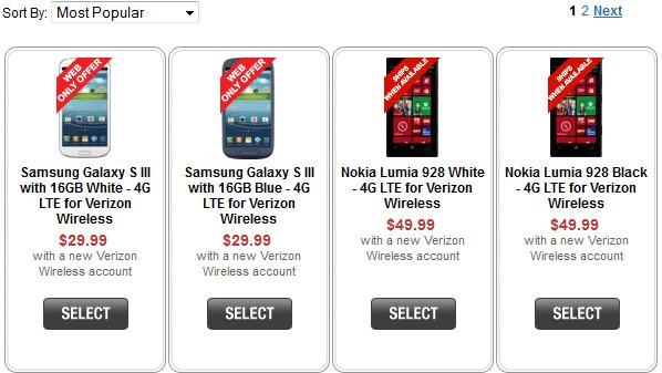 The Nokia Lumia 928 ships when available at Radio Shack - Nokia Lumia 928 sells out at Radio Shack