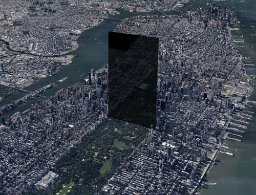 If you put the display of every Apple iPhone ever sold together, you would create this structure which would tower over the Big Apple - Is this why New York City is the Big Apple?
