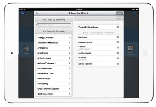 أكثر الاطباء يستخدمون iPhone و iPad لمتابعة حالة مرضاهم