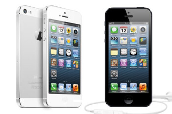 The Apple iPhone 5 is on sale at Best Buy and at Target