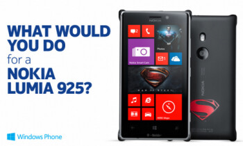 What would you do for a Nokia Lumia 925?