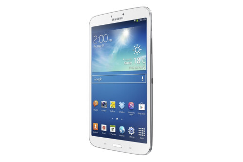 Slim Samsung Galaxy Tab 3 8-inch outed, likely adds more Android to Intel's belt