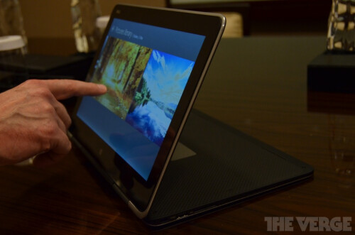 Dell XPS 11 goes to Yoga classes, does a full 360 flip