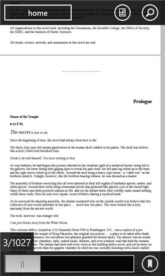 Adobe Reader for Windows Phone 8