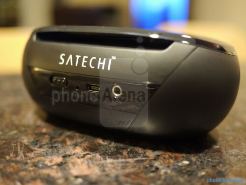 Satechi BT Touch Speaker hands-on