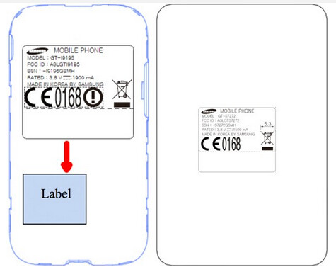 A version of the Samsung Galaxy S4 mini (L) and the unannounced Samsung Galaxy Ace 3 with dual SIM slots, visited the FCC - South Korean Samsung Galaxy S4 mini says hello to the FCC