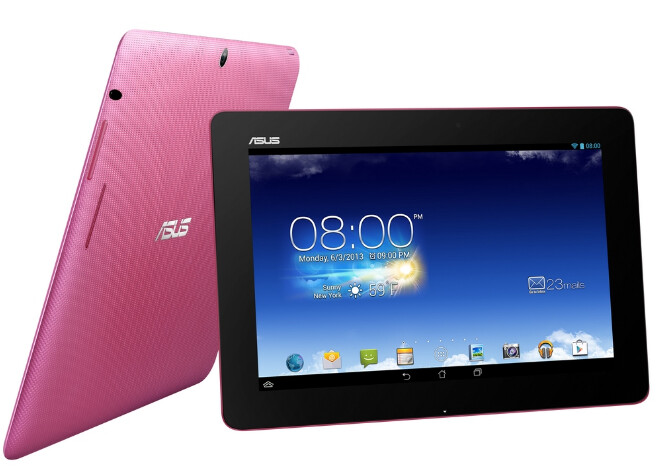 The Intel powered ASUS MeMo Pad FHD 10 - ASUS CEO pulls FHD Android tablet out of his hat