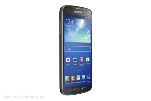 Samsung Galaxy S4 Active is official