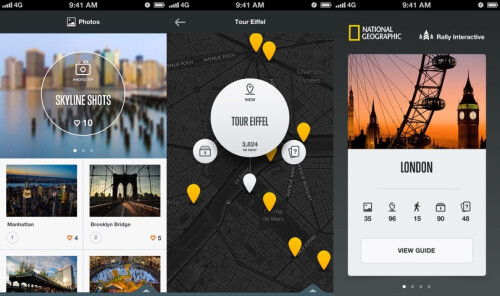 City Guides by National Geographic - iOS - Free