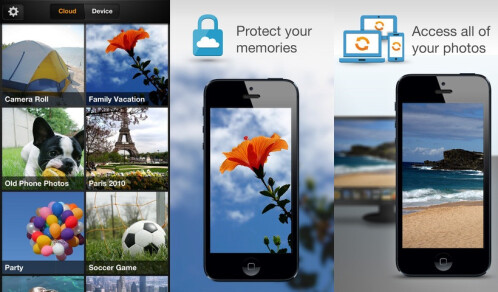 Amazon Cloud Drive Photos - iOS - Free