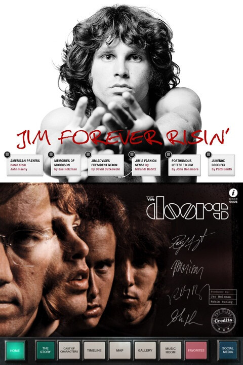 The Doors for iPad - $4.99