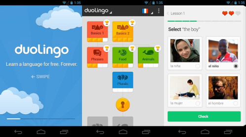 Duolingo: Learn Languages Free - Android, iOS - Free