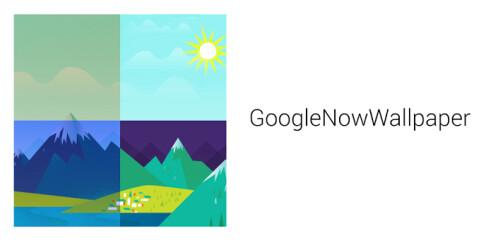 GoogleNowWallpaper HD - Android - Free