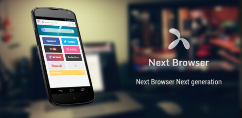 Next Browser - Android - Free