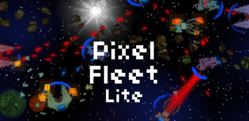 Pixel Fleet Lite - Android - Free