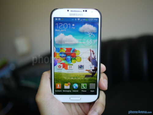 Spigen Ultra Fit Samsung Galaxy S4 Case hands-on