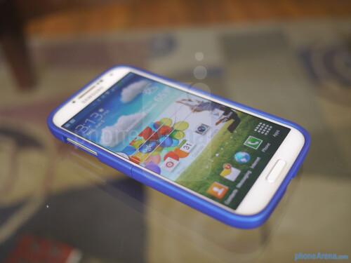 Seidio Surface Samsung Galaxy S4 case hands-on