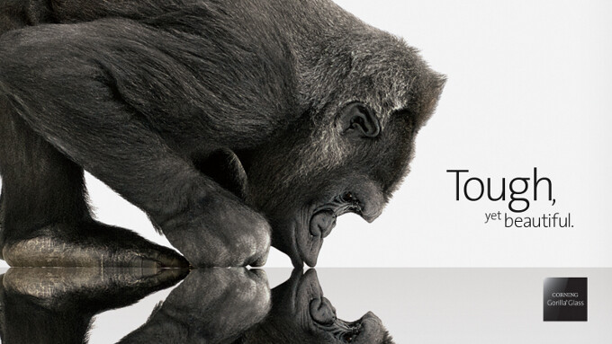 Corning hints germaphobic low-reflectance Gorilla Glass is in the labs