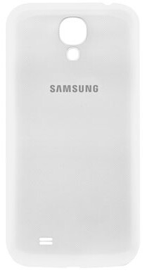 You can now wirelessly charge your Samsung Galaxy S4 using the special back cover (L) and the wireless charging pad