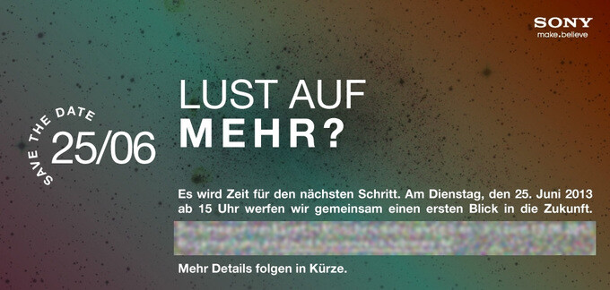 Sony announces press event in Germany, is a 6.5-inch smartphone coming?