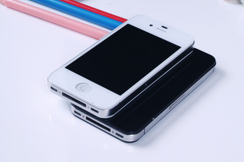 Goophone i5S - Apple iPhone 5 clone