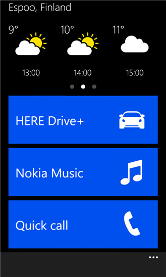 Update to Nokia Lumia accessories app