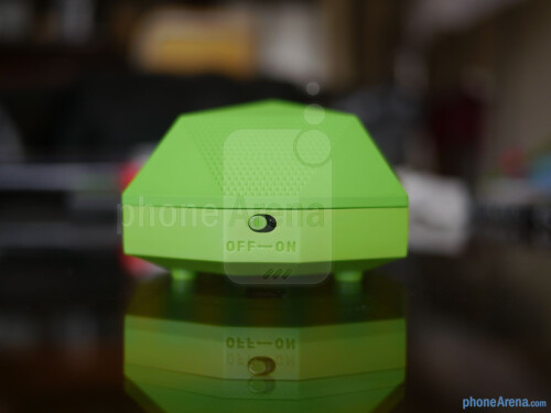 Outdoor Technology Turtle Shell Bluetooth Speaker hands-on