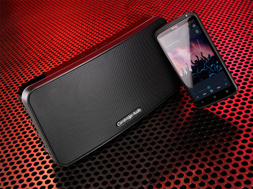 Cambridge Audio's Minx Go Portable Wireless Speaker keeps the music flowing for 18 hours straight