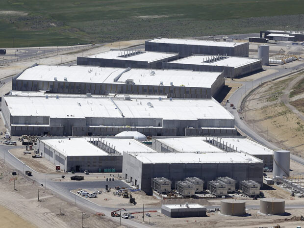 This is NSA's massive data center in Bluffdale, Utah - It is not just the data that matters in this NSA surveillance mess