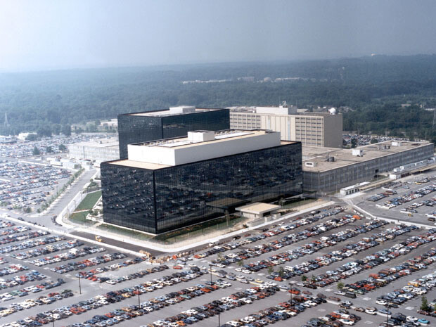 The NSA is headquartered at Fort Meade, Maryland which lies outside Washington, DC - It is not just the data that matters in this NSA surveillance mess
