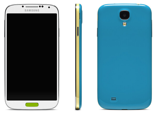 Customize the Samsung Galaxy S4 with ColorWare - ColorWare will make your Samsung Galaxy S4 as unique as you are