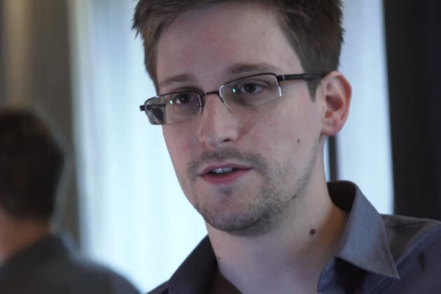 NSA whistle-blower Edward Snowden - PRISM whistle-blower steps out of the shadows